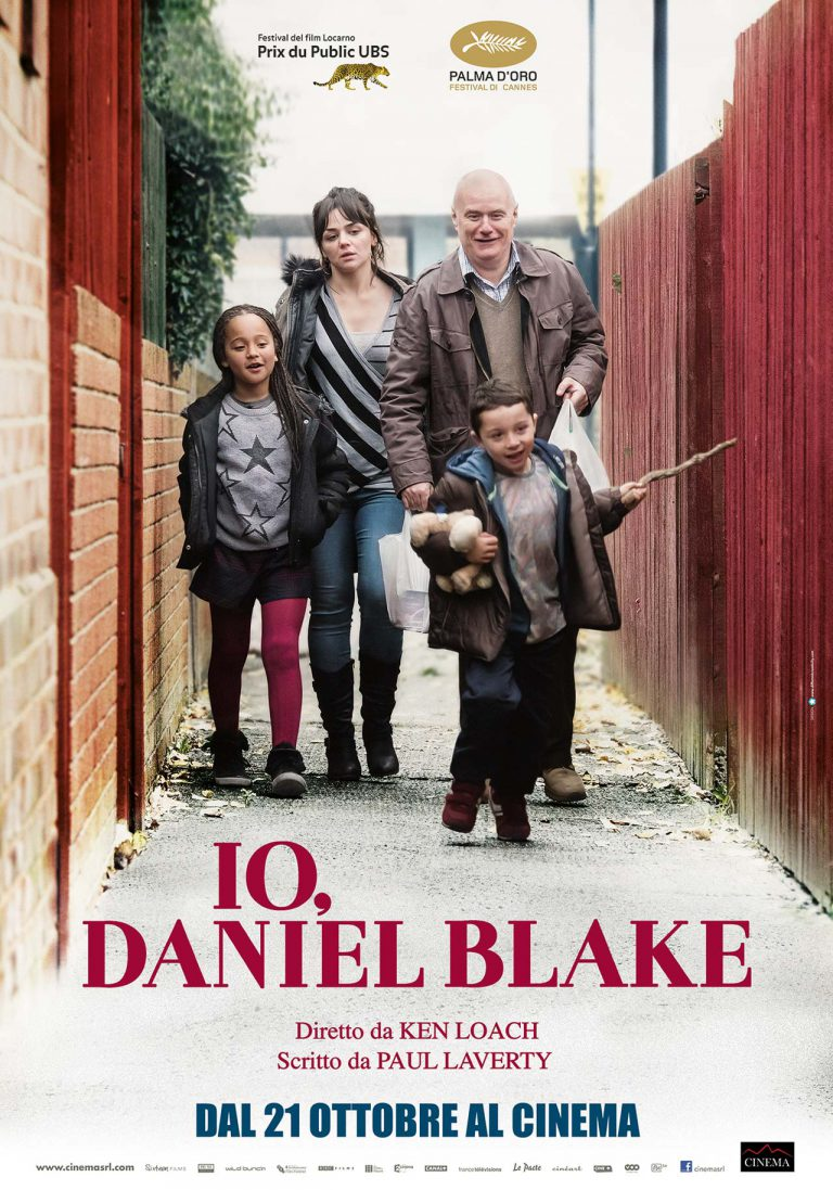 Io, Daniel Blake di Ken Loach