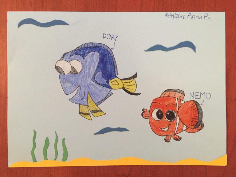 Due pesci famosi